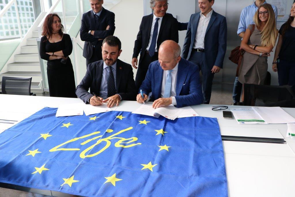 Siglato il protocollo d'intesa tra e-distribuzione (Gruppo Enel) e Lipu-BirdLife Italia per la tutela dell'avifauna