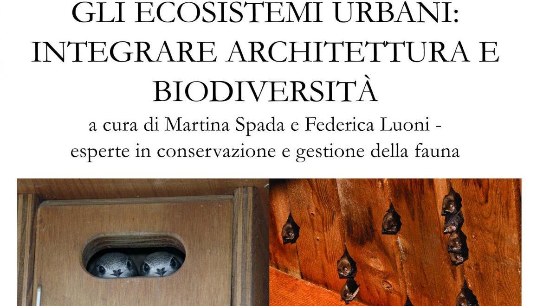 Workshop per architetti, pianificatori e paesaggisti per integrare architettura e biodiversità