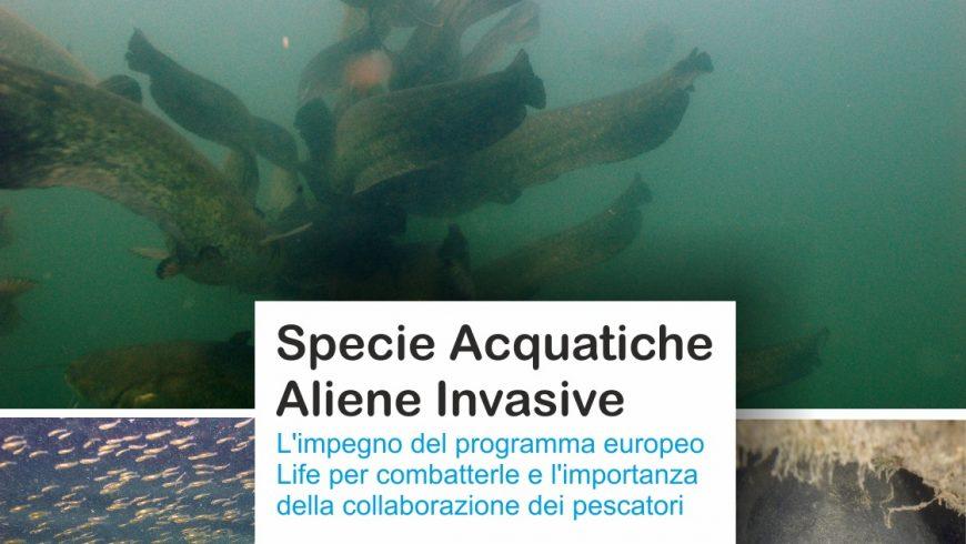 Seminario su specie acquatiche aliene invasive – Bereguardo