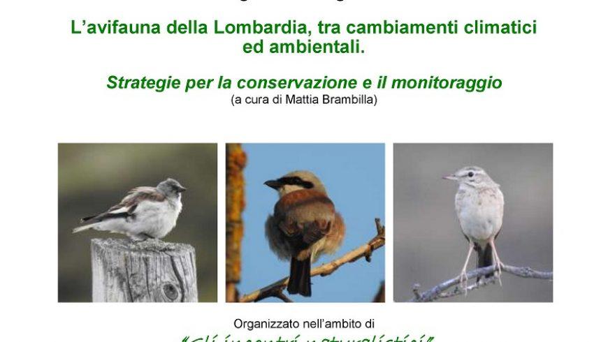 L'avifauna della Lombardia, tra cambiamenti climatici e ambientali
