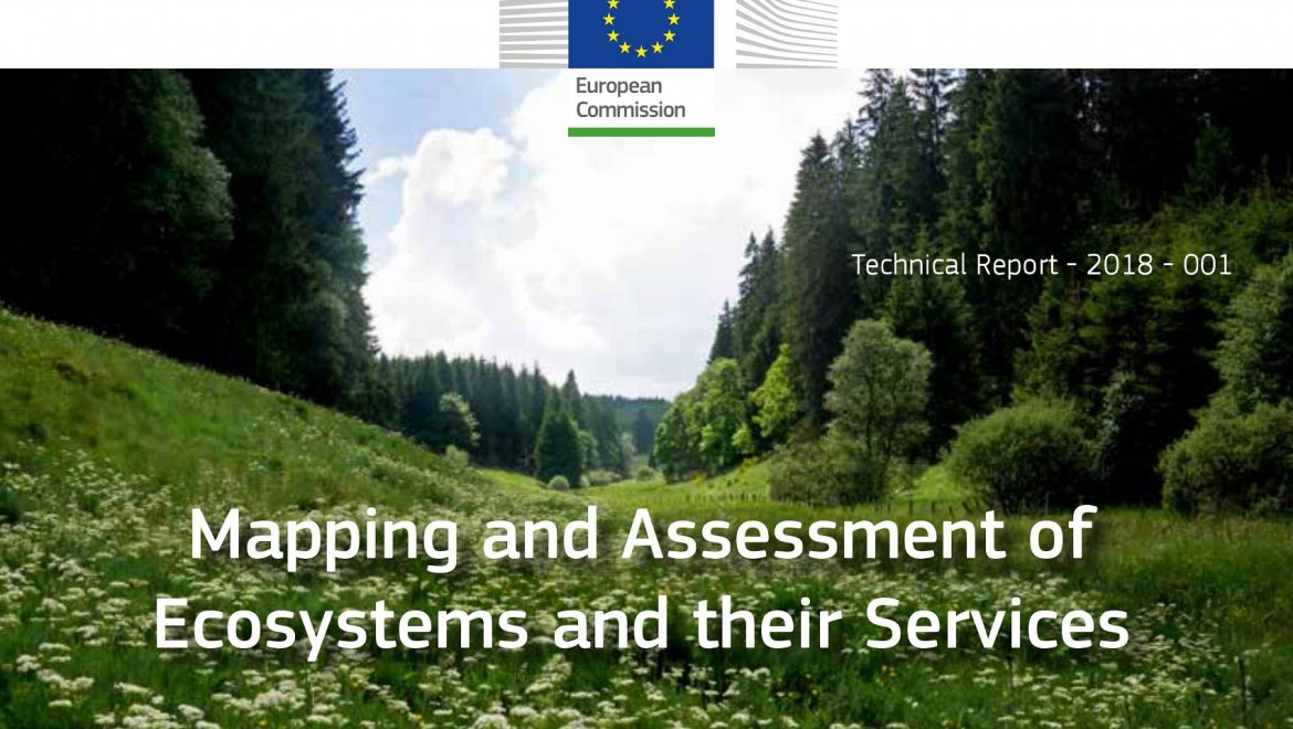 5th Report on Mapping and Assessment of Ecosystem Condition