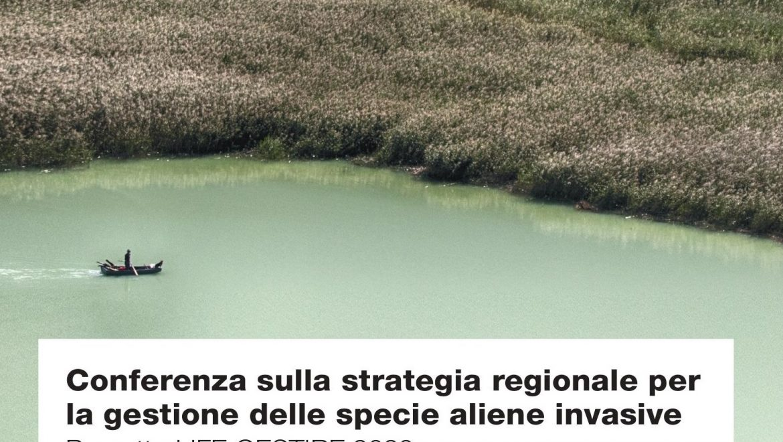 Conferenza sulla strategia regionale per la gestione delle specie aliene invasive – 1 febbraio – Milano