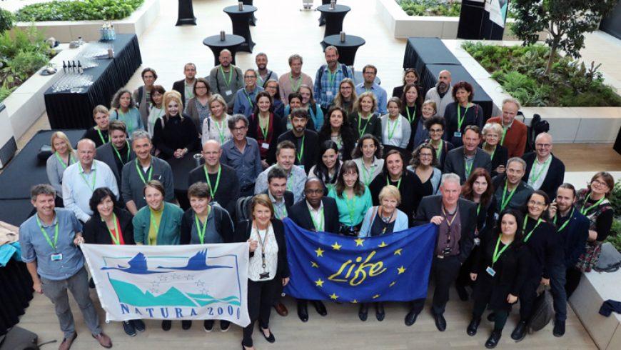Rete Natura 2000: a Bruxelles progetti Life integrati a confronto