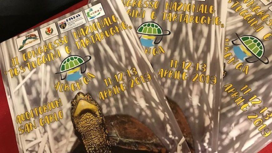 Testuggini e tartarughe: pubblicati gli atti del Congresso nazionale del 2019